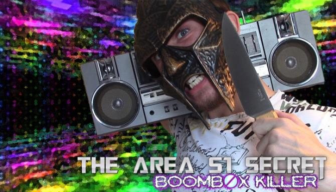 Alan 51 Sırrı: Boombox Katili Ücretsiz İndir
