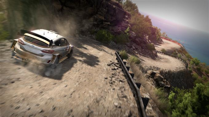 WRC 8 FIA World Rally Championship Torrent Download