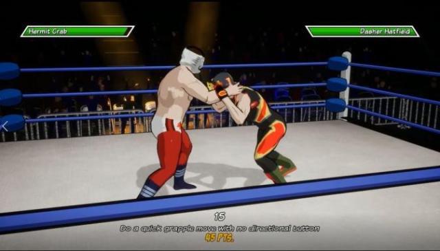 CHIKARA: Action Arcade Wrestling Torrent Download