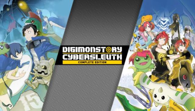 Digimon Story Cyber Sleuth: Complete Edition Free Download