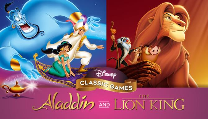 Disney Classic Games: Aladdin and The Lion King Free Download
