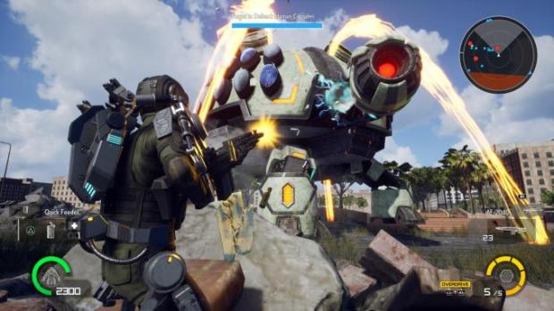 EARTH DEFENSE FORCE: IRON RAIN Torrent Download