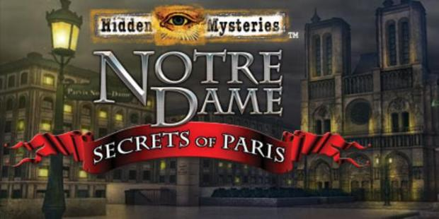 Hidden Mysteries: Notre Dame - Secrets of Paris Free Download