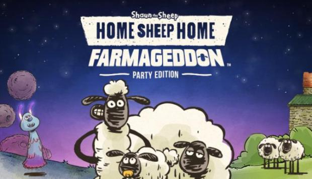 Home Sheep Home: Farmageddon Party Edition Free Download