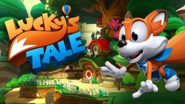 Lucky's Tale Free Download
