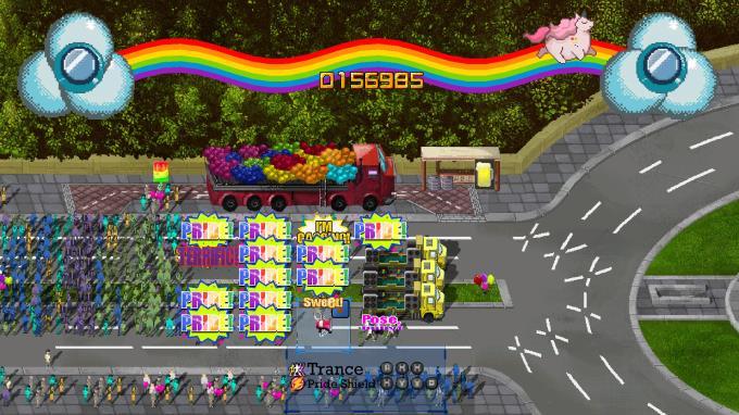 Pride Run PC Crack