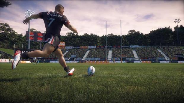 Rugby League Live 3 PC Crack