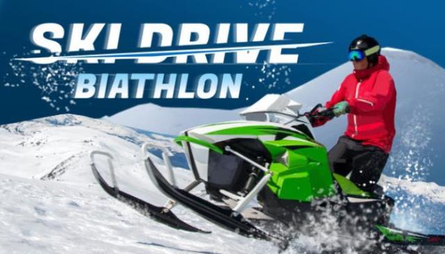 Ski Drive: Biathlon Free Download