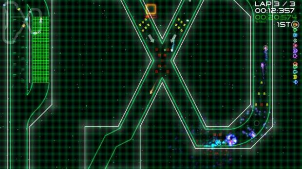 Super Laser Racer PC Crack