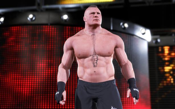 WWE 2K20 PC Crack