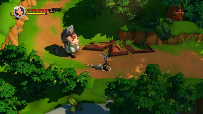 Asterix & Obelix XXL 3  - The Crystal Menhir Torrent Download