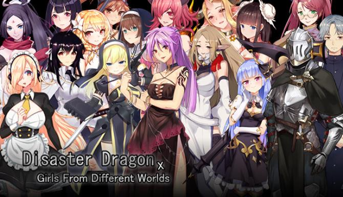 Disaster Dragon x Girls from Different Worlds Free Download