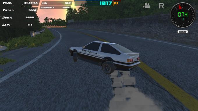Drift86 Torrent İndir
