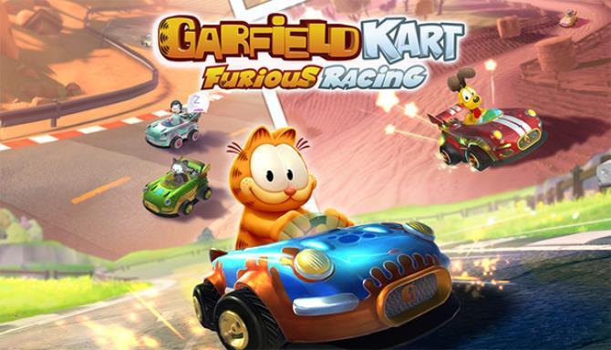 Garfield Kart - Öfkeli Yarış Ücretsiz İndir
