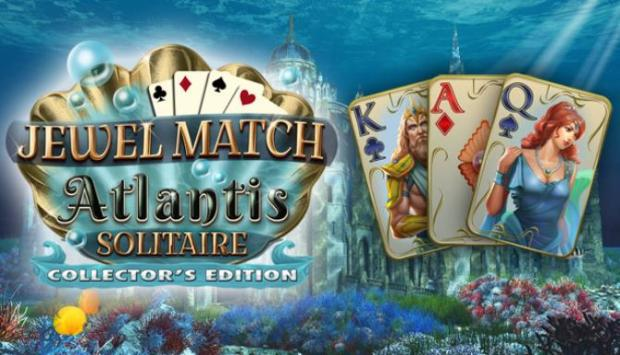 Jewel Match Atlantis Solitaire - Collector's Edition Free Download