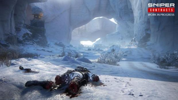 Sniper Ghost Warrior Contracts Torrent Download