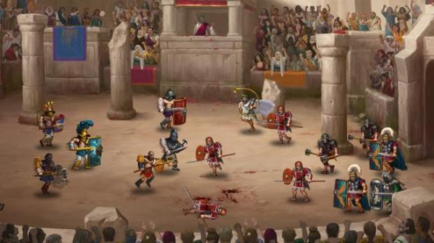 Story of a Gladiator Torrent Download