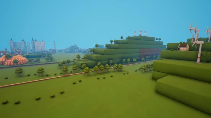 Parçalar - Aile Dostu Açık Dünya Tren Seti Oyun PC Crack