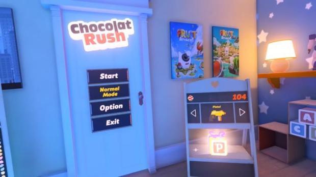 Chocolat Rush Torrent Download