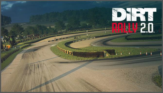 DiRT Rally 2.0 - Lydden Hill, UK (Rallycross Track) Free Download