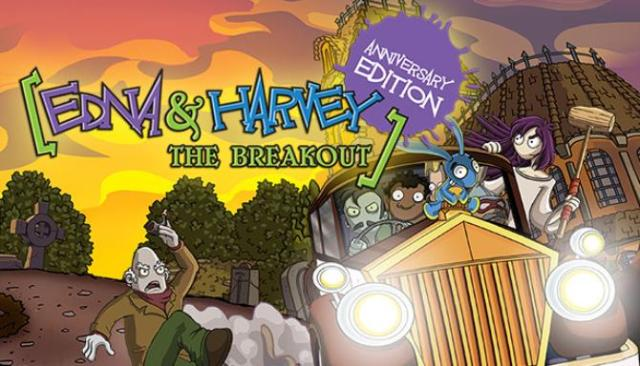 Edna & Harvey: The Breakout - Anniversary Edition Free Download