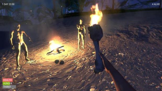 Hand Simulator: Survival Torrent Download