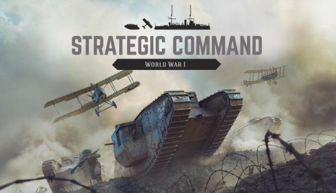 Stratejik Komuta: I. Dünya Savaşı Ücretsiz İndir