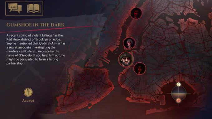 Vampir: Masquerade - New York PC Crack'in Köfteleri