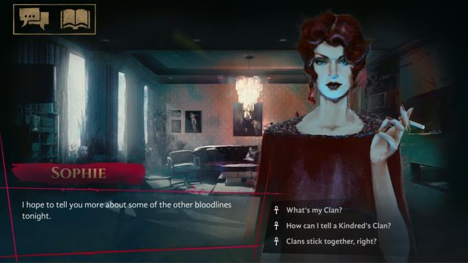 Vampir: Maskeli - New York Torrent'in Coteries İndir