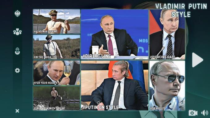 Vladimir Putin Stil Torrent İndir