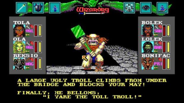 Wizardry 6+7 PC Crack