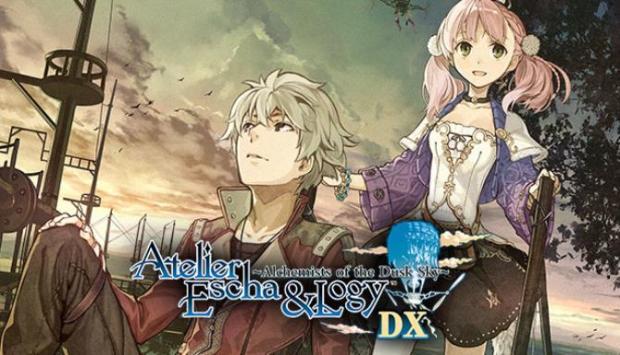 Atelier Escha & Logy: Alchemists of the Dusk Sky DX Free Download
