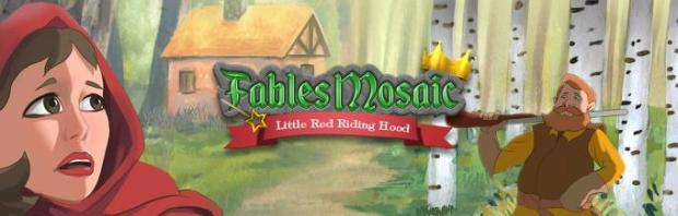 Fables Mosaic: Little Red Riding Hood Free Download