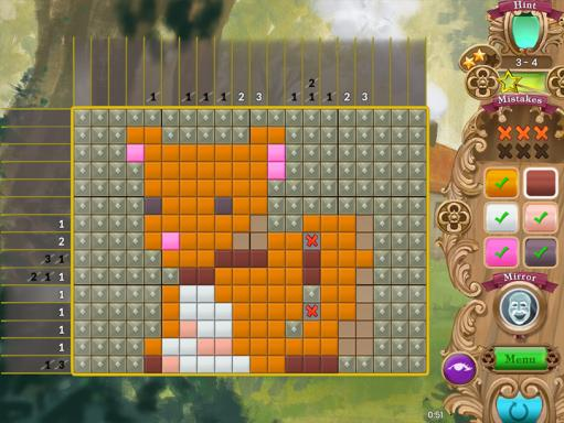 Fables Mosaic: Little Red Riding Hood PC Crack