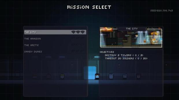 Gunslugs 3:Rogue Tactics PC Crack