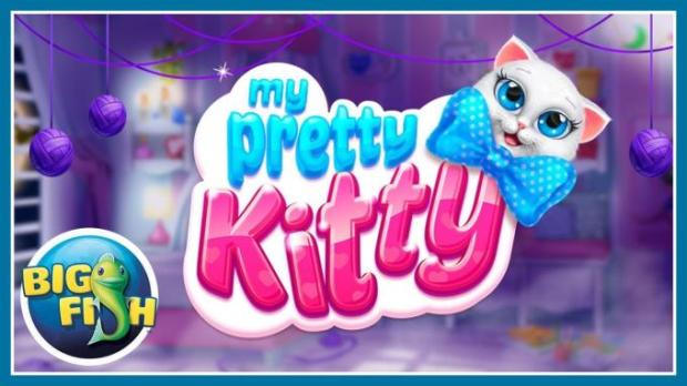 My Pretty Kitty Free Download