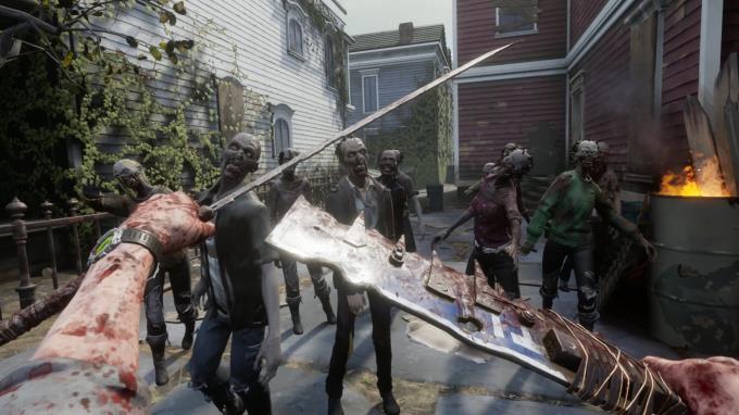 The Walking Dead: Saints & Sinners Torrent Download
