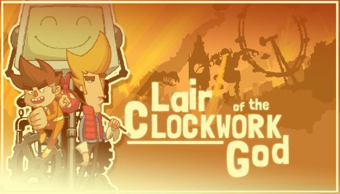Clockwork Tanrı Ücretsiz İndir inine