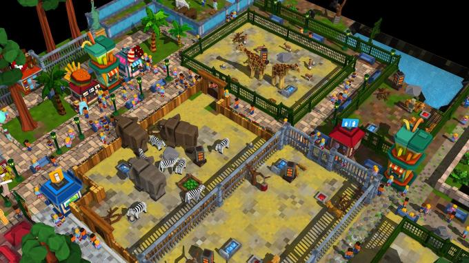 Zoo Constructor PC Crack