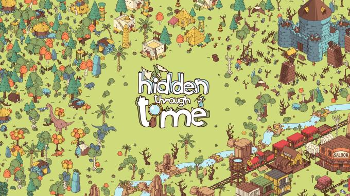 Hidden Through Time Torrent Download