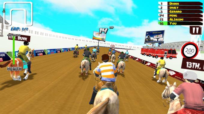 At Yarışı Ralli Torrent İndir