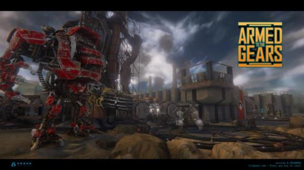 Armed to the Gears Torrent Download