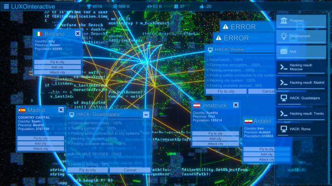 Siber Saldırı PC Çatlaması