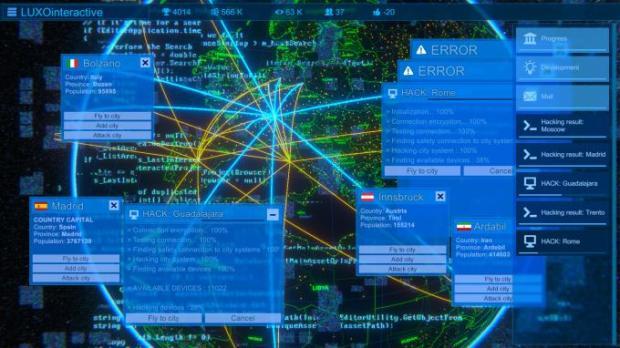 Cyber Attack PC Crack