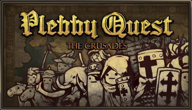 Plebby Quest: Haçlı Seferleri Bedava İndir