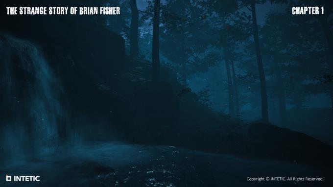 Brian Fisher'ın Tuhaf Hikayesi: Bölüm 1 PC Crack