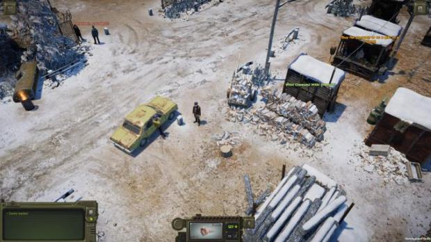 ATOM RPG Trudograd Torrent Download