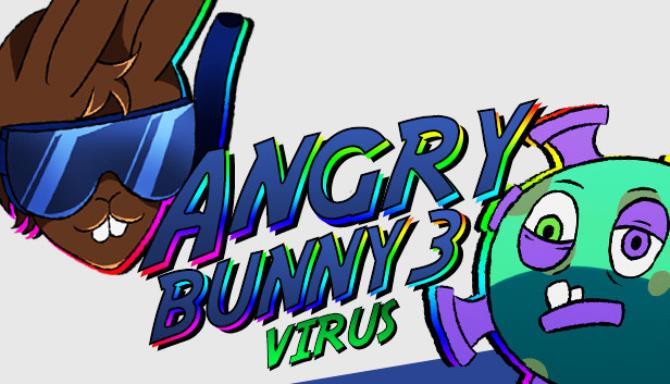 Angry Bunny 3: Virüs Ücretsiz İndir