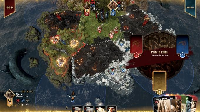 Blood Rage: Digital Edition Torrent İndir