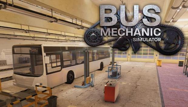 Bus Mechanic Simulator Free Download